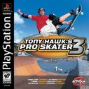 Cover zu Tony Hawk's Pro Skater 3 - PlayStation