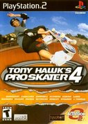 Cover zu Tony Hawk's Pro Skater 4 - PlayStation 2