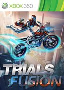 Cover zu Trials Fusion - Xbox 360