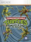Cover zu Turtles in Time: Re-Shelled - Xbox 360