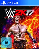 Cover zu WWE 2K17 - PlayStation 4