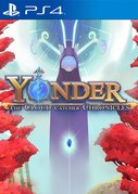 Cover zu Yonder: The Cloud Catcher Chronicles - PlayStation 4