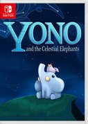 Cover zu Yono and the Celestial Elephants - Nintendo Switch