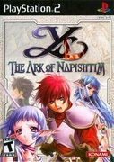 Cover zu Ys: The Ark of Napishtim - PlayStation 2