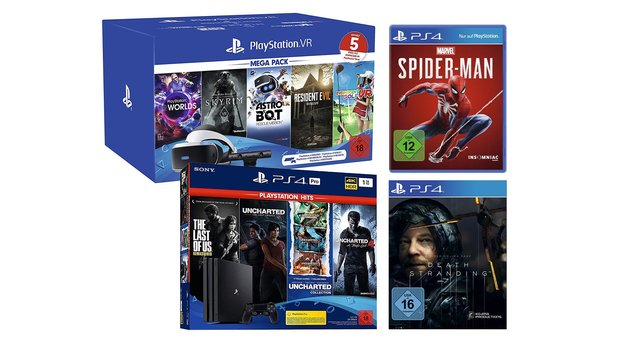 PS4 Angebote bei Amazon