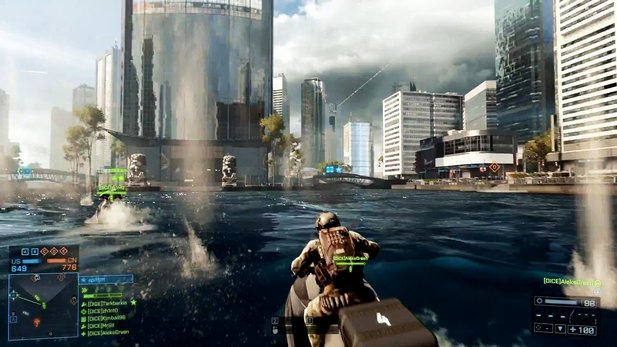 Battlefield 4 - Preview-Video zum Multiplayer-Modus