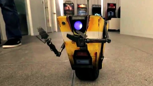 Borderlands: The Handsome Collection - Video: Das ist der ferngesteuerte Claptrap-in-a-Box