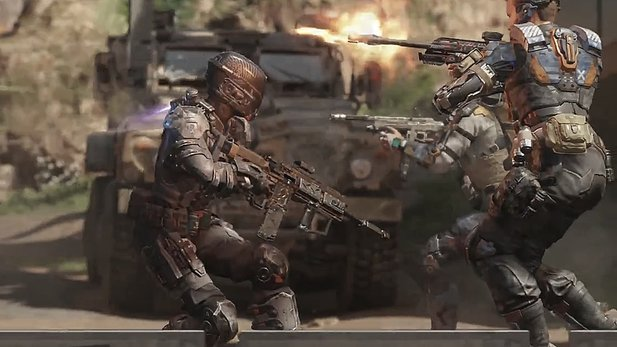 Call of Duty: Black Ops 3 - Trailer zu Multiplayer-Beta