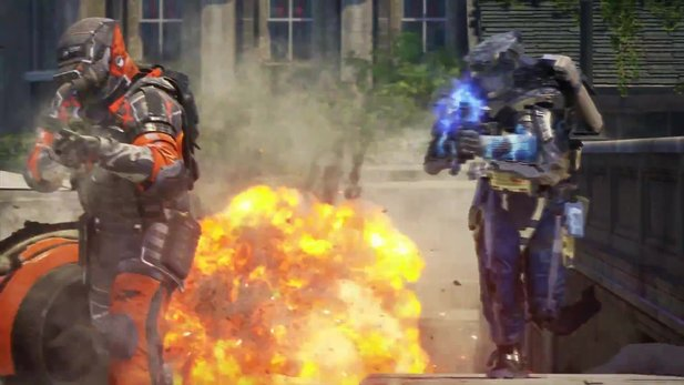 Call of Duty: Infinite Warfare - Trailer stellt die neuen Combat Rigs vor