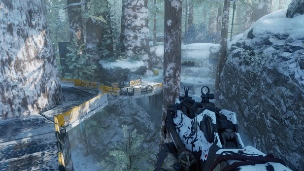 Redwood Snow in Black Ops 3