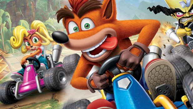 Crash Team Racing Nitro-Fueled im Test.