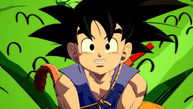 Der kleine Son-Goku mischt bald auch in Dragon Ball FighterZ mit.