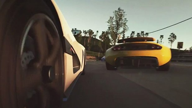 Gameplay-Trailer von DriveClub