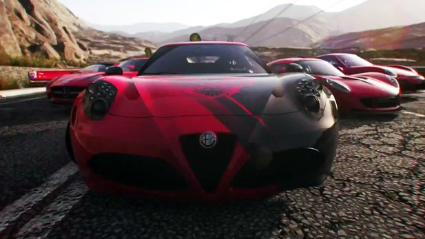 DriveClub - E3-Feature-Trailer: »Rennclubs«
