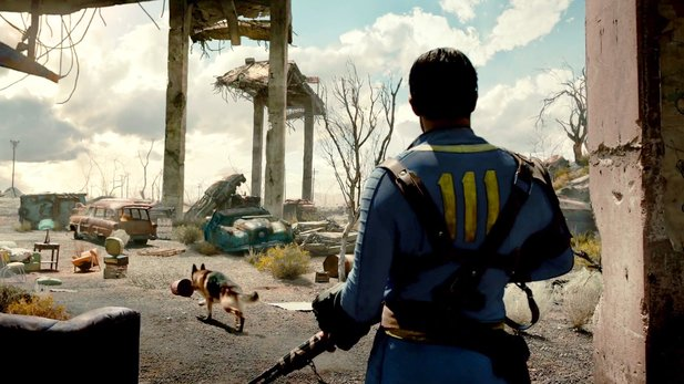 Fallout 4 - Live-Action-Trailer »The Wanderer«