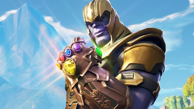 Fortnite & Avengers: Infinity War - Trailer zum Infinity-Gauntlet-Mashup-Event
