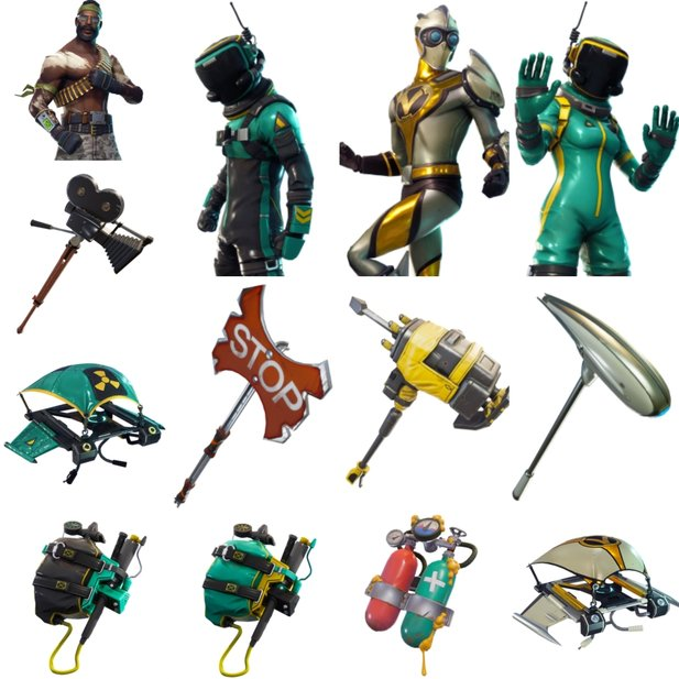 Neue Fortnite-Skins! (Leak)
