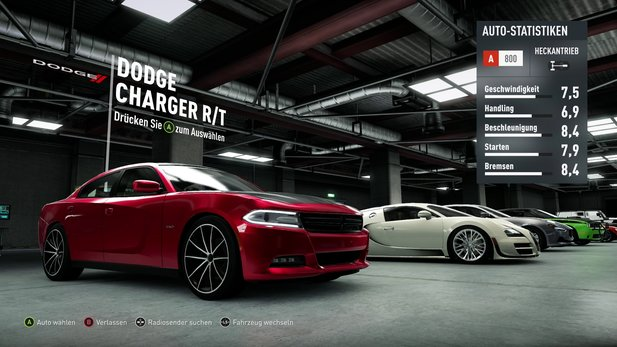Dodge Charger R/T (2015)
