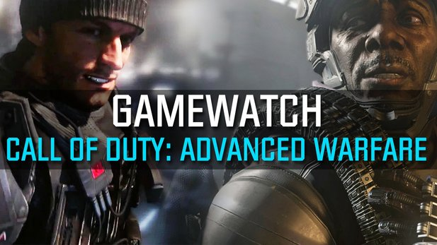 Gamewatch: Call of Duty: Advance Warfare - Debüt-Trailer in der Detail-Analyse