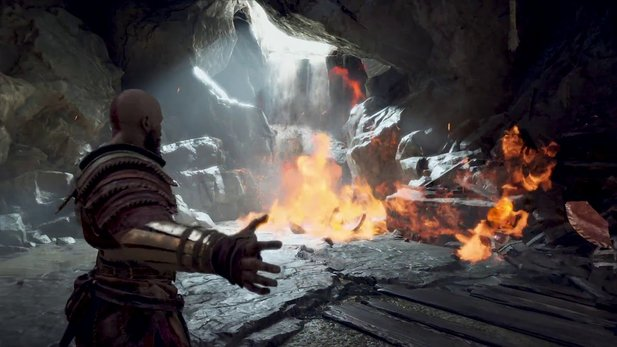 God of War - Gameplay-Trailer zeigt Kratos in Aktion gegen höllische Dämonen