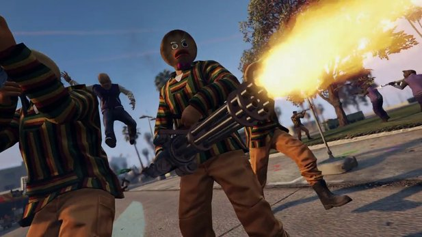 GTA Online - Trailer zum neuen Modus »Power Play«