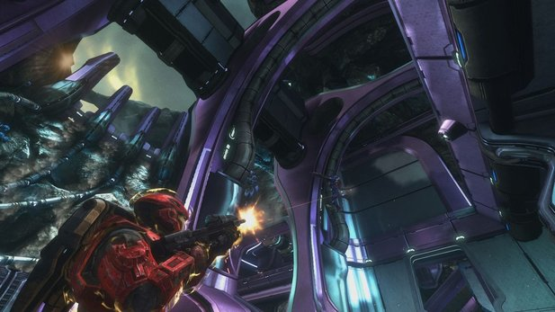 Halo 1 inklusive Firefight - stark.