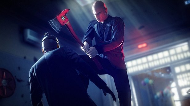 Test-Video von Hitman: Absolution