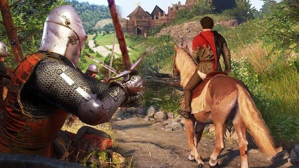 Kingdom Come: Deliverance bekommt Patch 1.2 auf Xbox One.