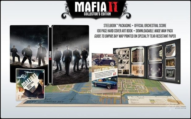 Mafia 2: Collector's Edition