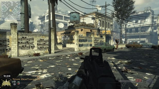 Modern Warfare 2 (dt.): Strike