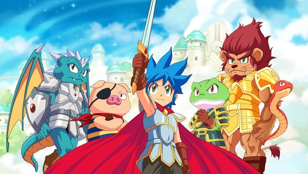 Monster Boy and the Cursed Kingdom im Test