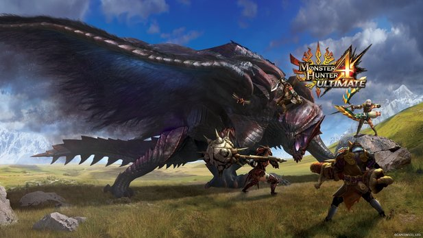 Monster Hunter 4 Ultimate hat einen Release-Termin. Es ist der 13. Februar 2015.