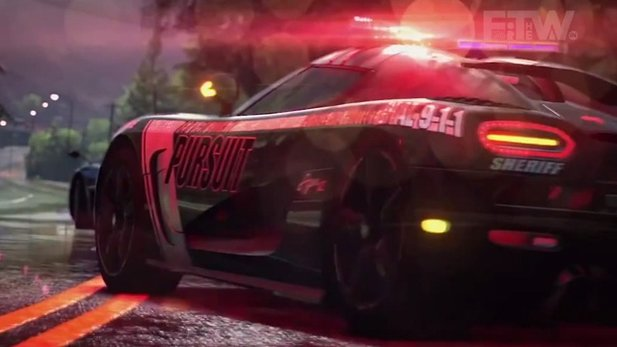 Need for Speed Rivals - EA-Trailer: Alles zu Waffen, Gameplay und Unlocks