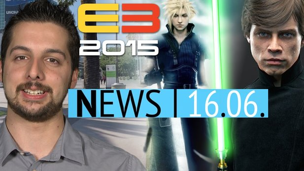 E3 News: Final Fantasy 7 HD-Remake angekündigt - The Last Guardian lebt!