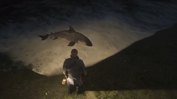 Der Haifisch in Red Dead Redemption 2