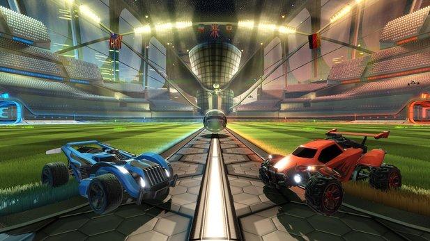 Rocket League nimmt jetzt am PlayStation-Crossplay-Beta-Programm teil und ermöglicht so das gemeinsame Spielen mit Nintendo Switch, Xbox One und dem PC.