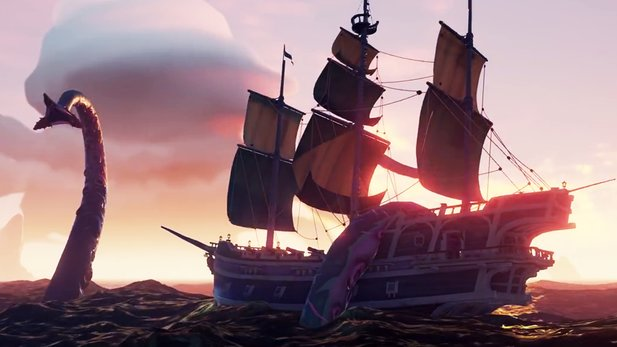 Sea of Thieves kämpft mit kritischer Server-Auslastung.