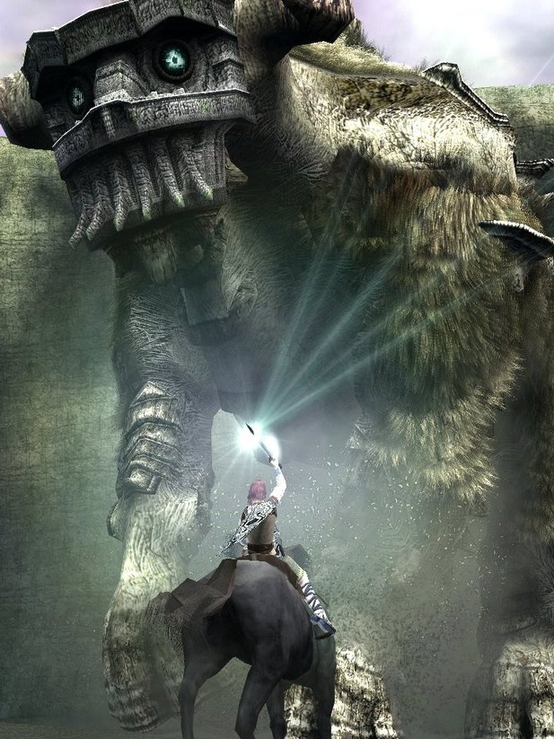 Shadow of the Colossus (PlayStation 2)
