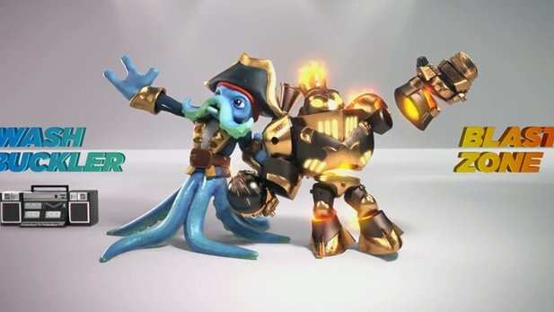 Ankündigungs-Trailer zu Skylanders: Swap Force