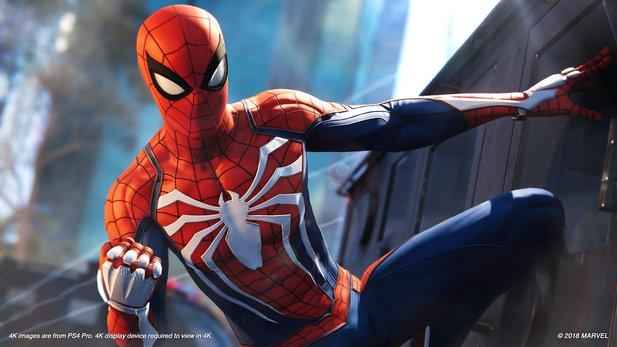 Wer einen Anreiz für den zweiten Spieldurchlauf braucht, darf sich bald über ein New Game Plus-Modus für Spider-Man freuen.