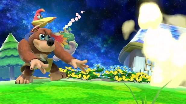 Banjo-Kazooie kommt für Super Smash Bros. Ultimate.