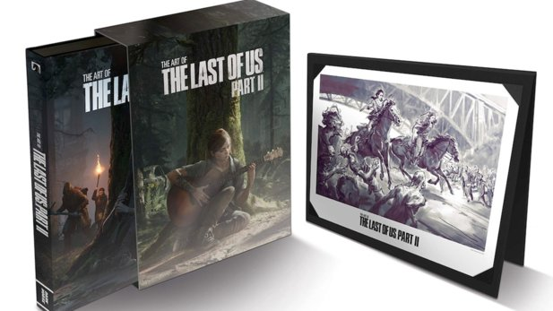 Das Deluxe-Edition-Artbook zu The Last of Us Part 2