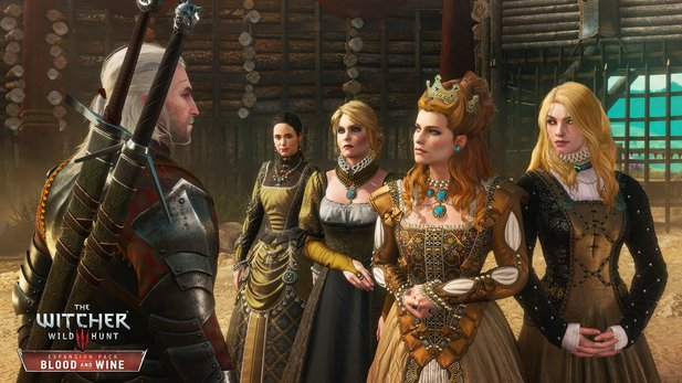 Die Achievements zu The Witcher 3: Blood and Wine kann man sich bereits bei Steam anschauen.