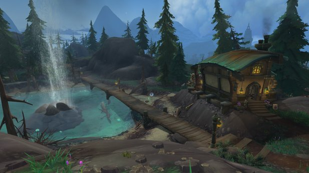 Khezul entstand in der Welt von World of Warcraft
