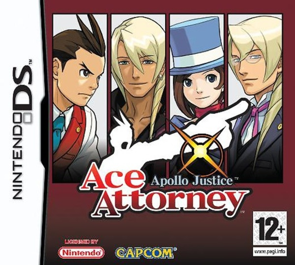 Cover zu Apollo Justice: Ace Attorney