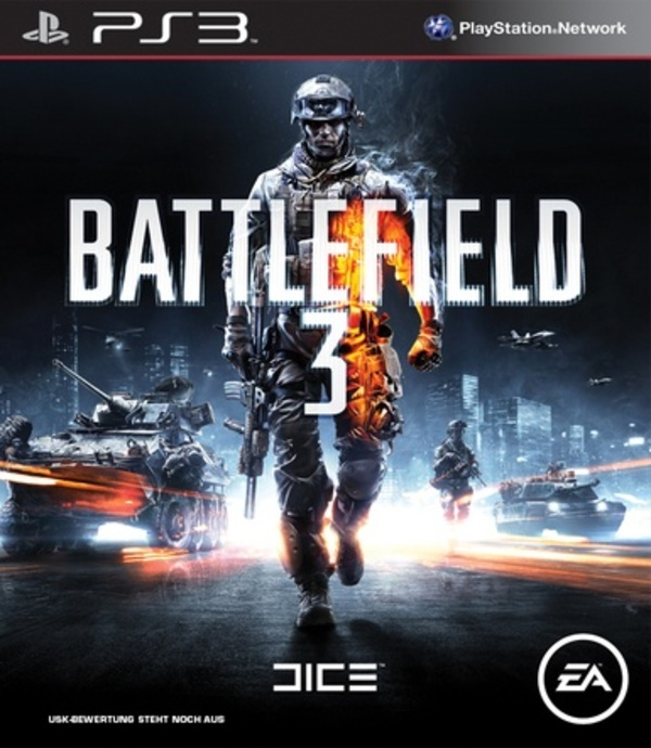 Cover zu Battlefield 3