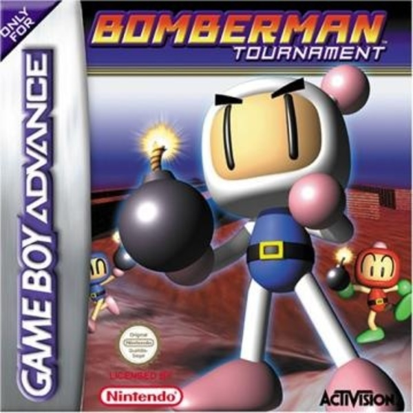Cover zu Bomberman Tournament