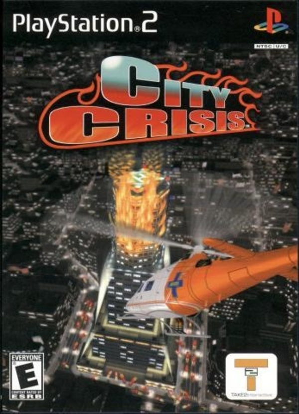 Cover zu City Crisis