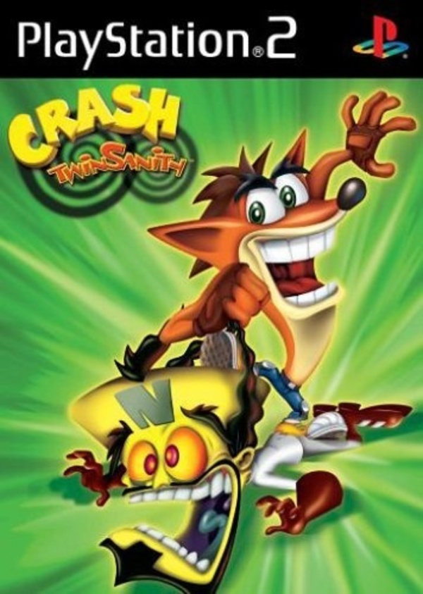 Cover zu Crash Twinsanity