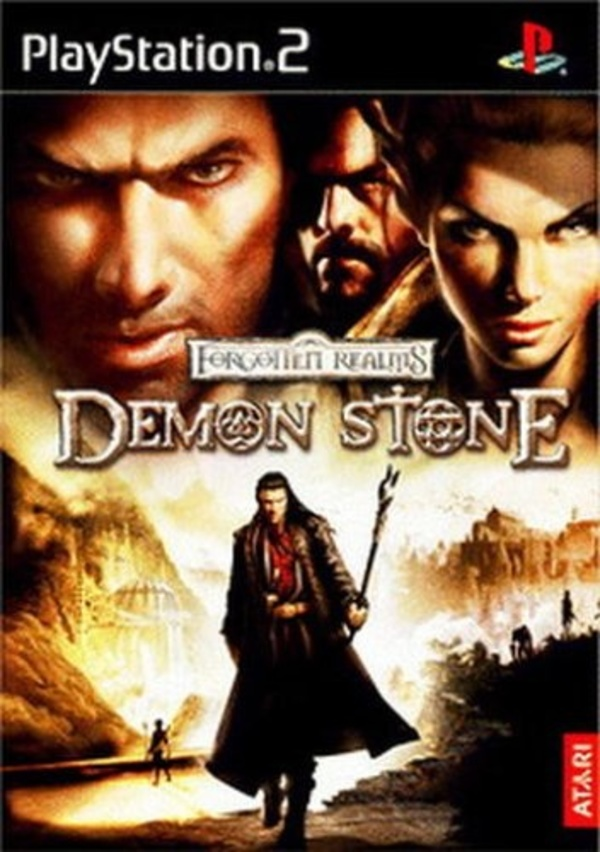Cover zu Demon Stone